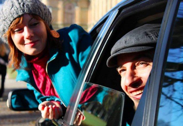 Carpooling users