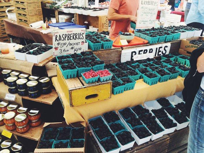 San Francisco Farmer's Market, Ferry Building