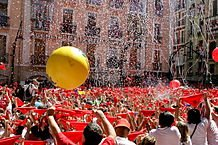 Your best excuses to travel to Europe in 2015: San Fermín Festival