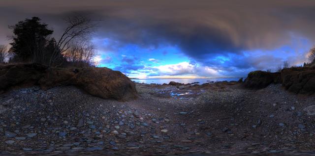 Rockaway Beach Pocket Park, Bainbridge Island