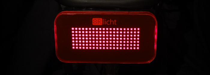 The 8Rlicht taillight