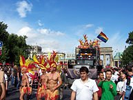 Your best excuses to travel to Europe in 2015: Christopher Street Day (Berlin CSD Parade) & Lesbian and Gay City Festival