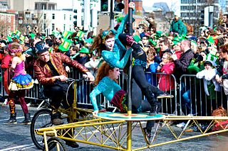 Your best excuses to travel to Europe in 2015: St. Patricks Festival, Dublin