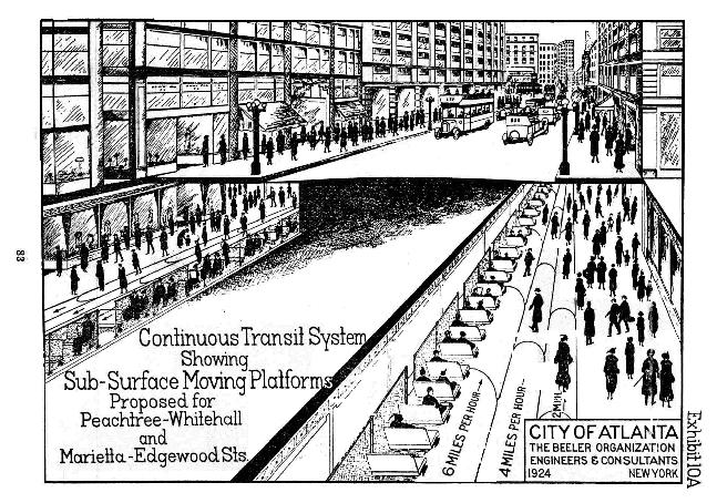 Future of transport :: Moving walkways | TripGo blog