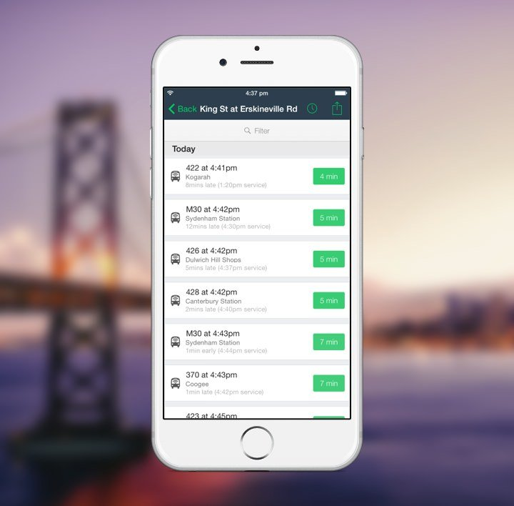 Save time on your daily commute with TripGo // www.skedgo.com/tripgo