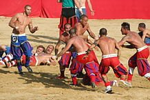Your best excuses to travel to Europe in 2016: Calcio Storico | TripGo Blog