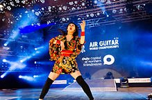 Your best excuses to travel to Europe in 2016: Air Guitar Championship | TripGo Blog